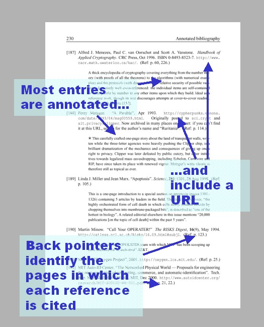 Sample of Term Paper Format